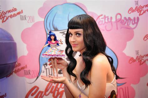 charitybuzz barbie adores katy perryand cupcakes lot