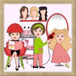 Hair Beauty Salon Clip Art