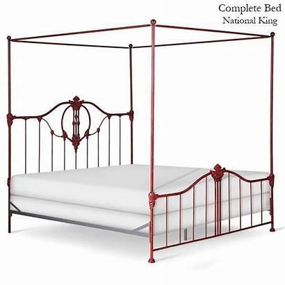 Canopy Bed Iron Corsican Bastia Gothic Jackandjillboutique