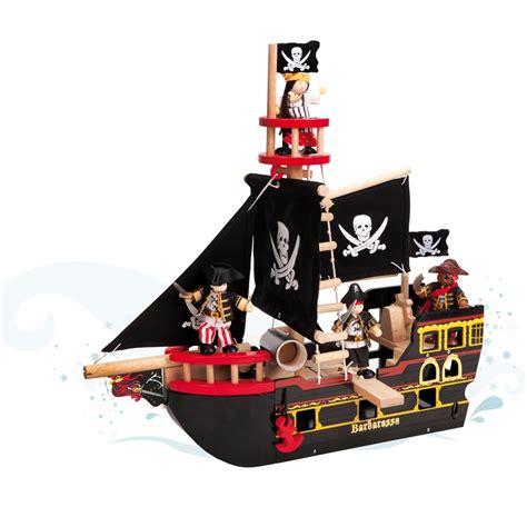 le bateau du pirate barbarossa le toy van jouet et loisir