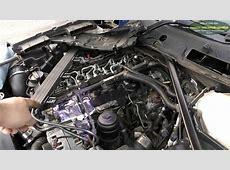 BMW inline 6 turbo diesel N57 EGR AGR port cleaning YouTube