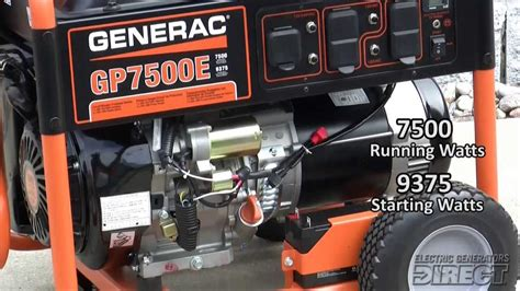 Generac Gpe Watt Generator Honest Review