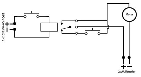 Dc Motor Switch Wiring Diagram by Using A Transistor Instead Of A Relay To A Dc