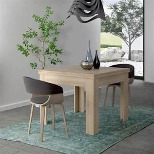 Table A Rallonge Pas Cher : table extensible achat vente table extensible pas cher cdiscount ~ Teatrodelosmanantiales.com Idées de Décoration