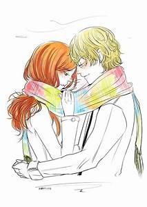 Jace and Clary - Jace & Clary Fan Art (36136242) - Fanpop