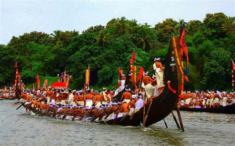 Snake Boat Race In Kerala by Snake Boat Race In Kerala