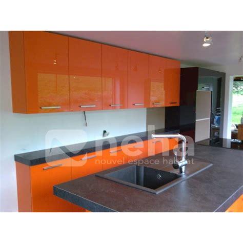 a駻ation cuisine gaz emejing meuble cuisine orange ideas awesome interior home satellite delight us