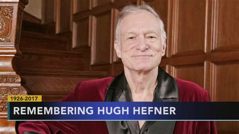 Playboy magazine founder Hugh Hefner dies at 91 - 6abc ...