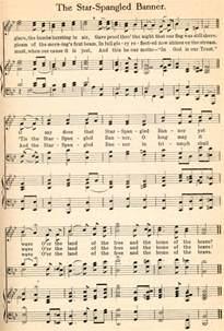 Francis Scott Key Star Spangled Banner