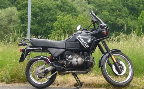 R100gs by Bmw R100gs Dakar Pics Specs And List Of Seriess By