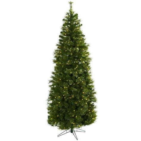 utube video fixing lights on 75 foot slim pine with 500 lights martha stewart living 7 5 ft pre lit sterling tinsel pink and chagne tree with 750