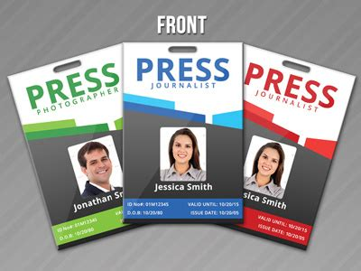 press pass credentials template vol   jason lets