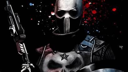 Punisher Wallpapers Laptop 1080p Digital Artwork Superheroes