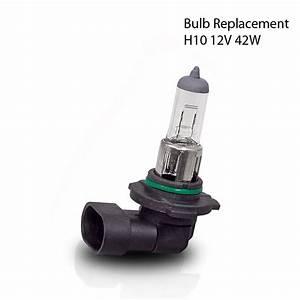 2009 Corolla Light Bulb 2012 2016 Dodge Grand Caravan Fog Lights Clear Wiring