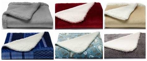 kohls black friday deals big  super soft plush throw       bedding