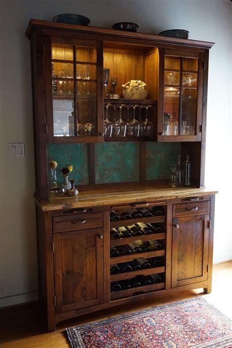 kitchen credenza hutch best 25 wine hutch ideas on coffee nook