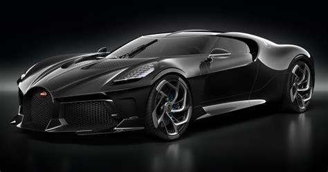 The Bugatti 'La Voiture Noire' Is The World's Most ...
