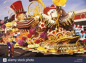 Float In The Tournament Of Roses Parade, Rose Parade, New ...