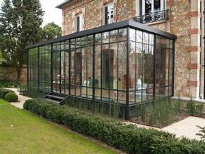 Veranda à L Ancienne : atelier vitr jardin terrasse pinterest lunettes ~ Premium-room.com Idées de Décoration