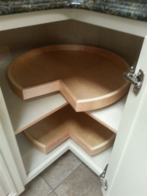 corner cabinet lazy susan you want this in your kitchen southside bargain center