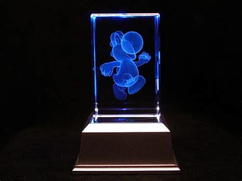 yoshi nintendo super mario bros child night light ebay