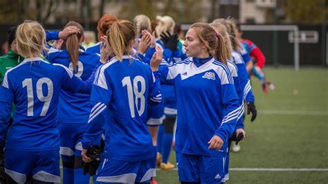 Rīgas Futbola skola izcīna Latvijas sieviešu futbola kausu ...