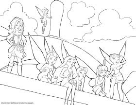 Barbie Fairy Coloring Pages For Kids And For Adults