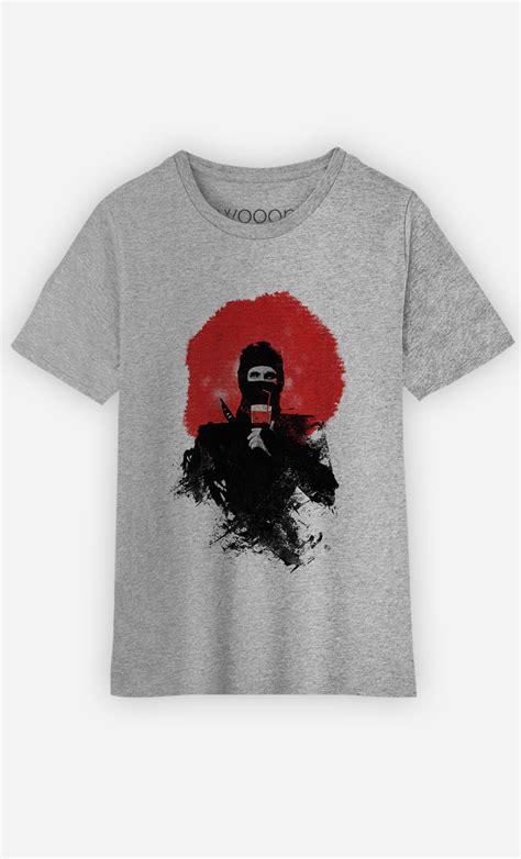 T Shirt Soda Ninja Art Shop