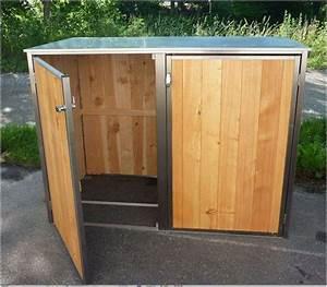 Mülltonnenbox Mit Paketbox : paketbriefkasten selber bauen ip01 hitoiro ~ Michelbontemps.com Haus und Dekorationen