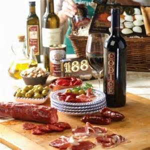 Spanish Food Gift Baskets