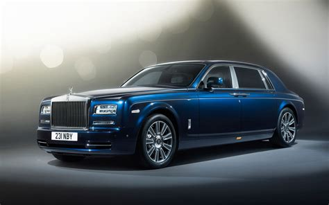 Rolls Royce Car : 2015 Rolls Royce Phantom Limelight Wallpaper
