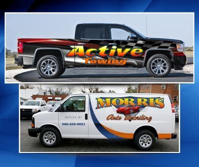 a of logo truck lettering truck lettering truck lettering nj vehicle wraps trailer lettering 83150
