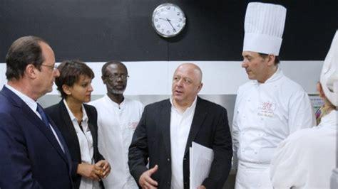 cours de cuisine besancon le chef étoilé thierry marx va créer une école de cuisine