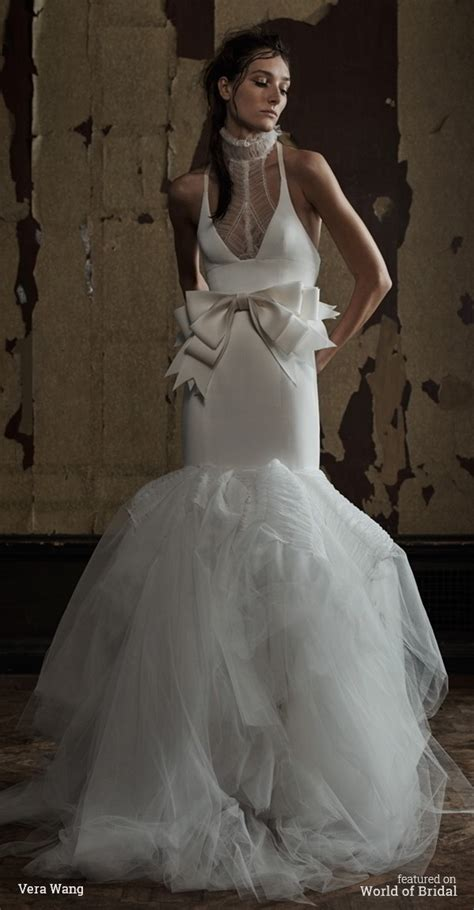 vera wang spring  wedding dresses world  bridal