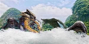 Insane Muto Prime Custom Figure Revealed! - Godzilla Movie ...