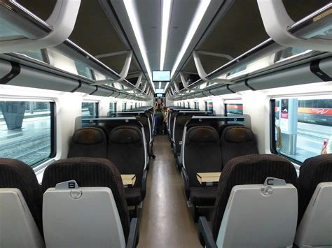 carrozza frecciarossa frecciarossa frecciargento frecciabianca trem europa