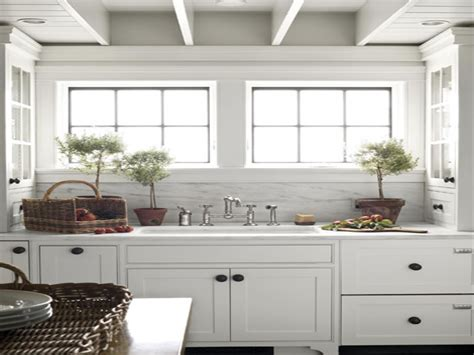 Love White Cottage Kitchens The Inspired Room Kitchen Ideas