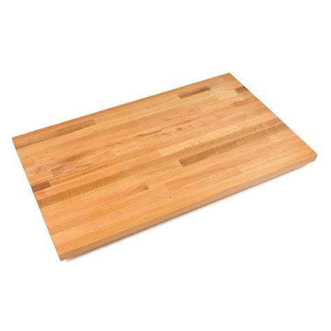 oak butcher block butcher block countertops backsplashes blended appalachian red oak 1 1 2 quot thick john boos