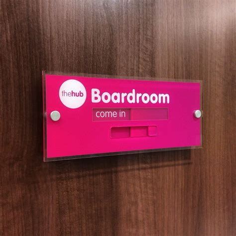 sliding door signs  offices images  pinterest