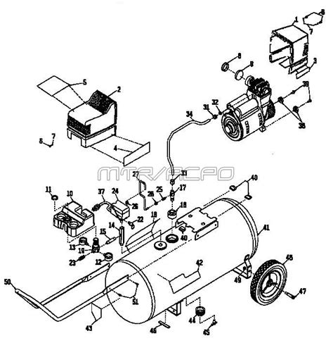 sears craftsman parts 919 152921 air compressor