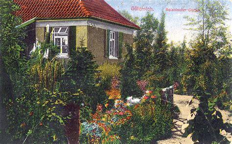 Haus Botanischer Garten Bielefeld by Karl Rogge Botanischer Garten G 252 Tersloh Stadtpark G 252 Tersloh