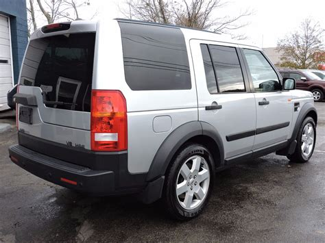 land rover lr3 used 2006 land rover lr3 hse at auto house usa saugus