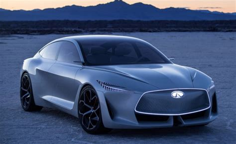 2020 Infiniti Electric by Infiniti Electric Performance Car Coming In 2020