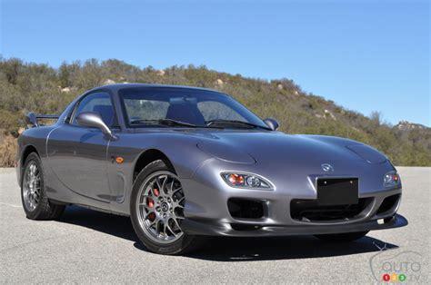 2002 mazda rx 7 spirit r type a review car reviews auto123