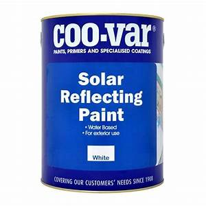 CooVar Solar Reflective Paint www paints4trade com