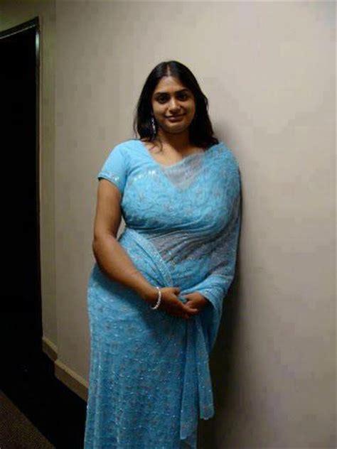 Hot Desi Aunties Half Dress Photos  South Indian