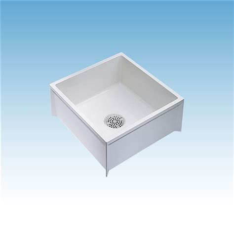 mustee mop sink 63m mustee 63m mop service basin 24x24x10 for 3 quot dwv