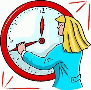 Telling Time Clip Art - Cliparts.co