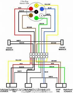 Seven Prong Trailer Wiring Diagram