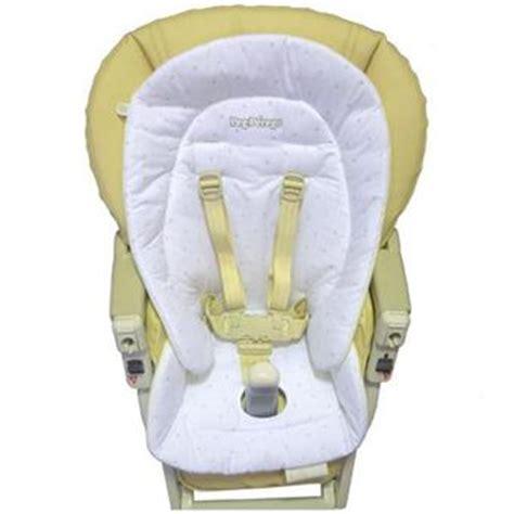coussin réducteur chaise haute peg perego coussin pour chaise haute chaises hautes et